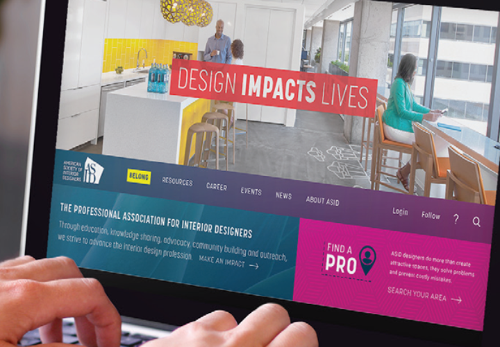 ASID Launches Redesigned and Enhanced Websites
