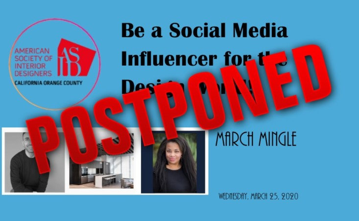 *Postponed* March mingle at Dacor's newest Kitchen Theater!